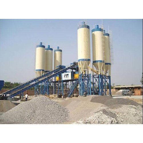 Powerol Stationary Concrete Batching Plants