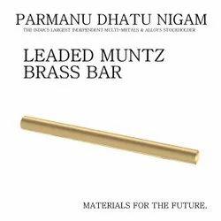 Leaded Muntz Brass Bar