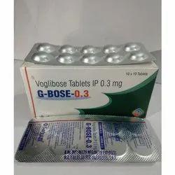 Voglibose tablets IP 0.3mg