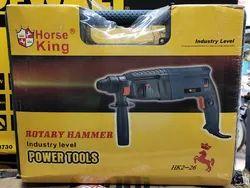 Horseking 26mm Hammer Drill machine