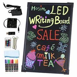 LED Writing Menu Board Neon