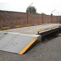 Rockway Weighbridge for Steel Industry