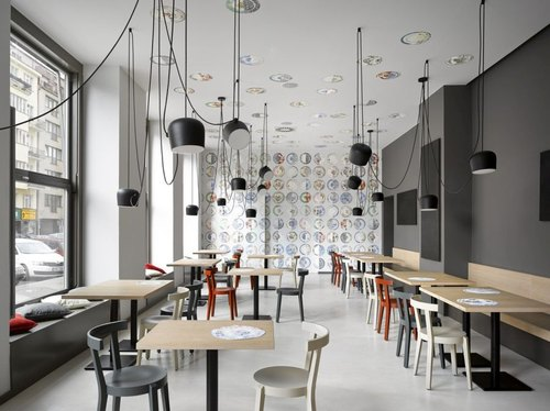 Cafe Interior Design, Number of Projects Completed: 35