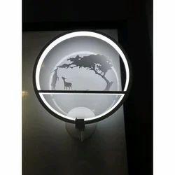 LED Designer Wall Light
