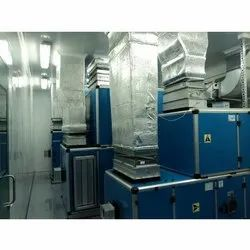 AHU With AC Ducting