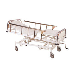 ICU Bed Mechanical Sunmica Panels & Side Railings