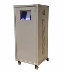 Micro Controller 100 KVA Servo Voltage Stabilizer for Industrial