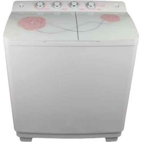 White Electric Washing Machine