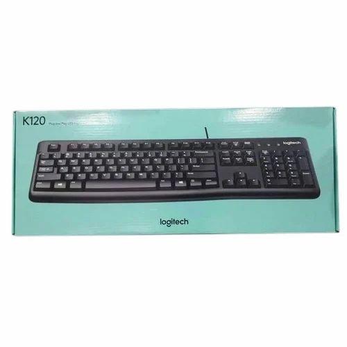 2b50fa65a4b Logitech K120 USB Keyboard at Rs 600 /piece | Logitech Keyboard ...