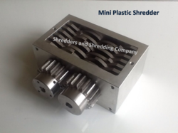 Mini Plastic Shredder