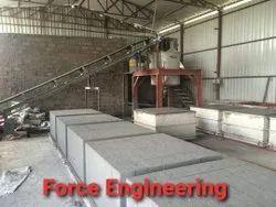 Small Capacity AAC Block Plant