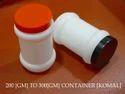 200-300 Gm Plastic Container