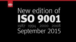ISO 9001:20015 Certification
