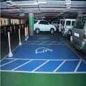 Car Deck Epoxy Flooring