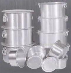 Silver Aluminium Top Bhagona Dega