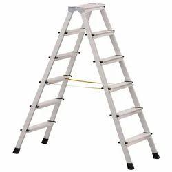 Aluminium Ladder at Rs 280/kilogram | Aluminium Step Ladders, एल्यूमिनियम  की सीढ़ी - Vijay Steel Fabs, Coimbatore | ID: 18627565855