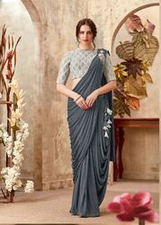 PR Fashion Ready To Wear Designer Saree
