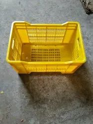 Side Perforated Plastic Crates