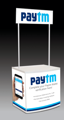 Promo Table Abs Promotional Tables Manufacturer From Delhi