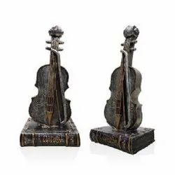 Black Antique Violin