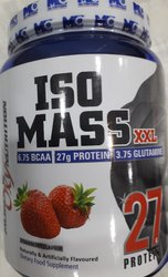 Iso Mass XXL- Food Supplement- Strawberry