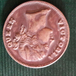 Antique Copper Coins