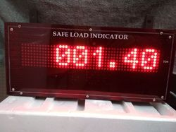 2 Matrix Display Safe Load Indicator