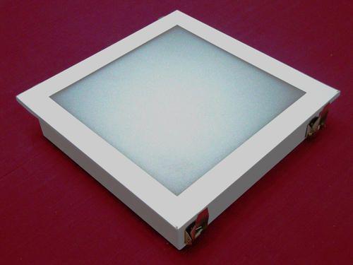 Aluminum LED 2x2 Recess Light 40W - 48W - 60W, Voltage: 230 V
