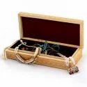 Modern Wooden Jewellery Box