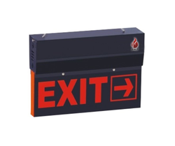 Laser Type Fire Exit Sign