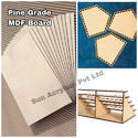 Laser Cutting MDF Sheet