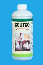 Goutgo Poultry Medicines, For Clinical, Packaging Size: 1 L