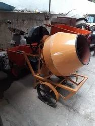 Electric Semi-Automatic Concrete Hand Mixer / Mini Mixer With Motor