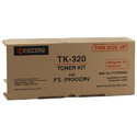 TK-320  Kyocera Black Toner Cartridge