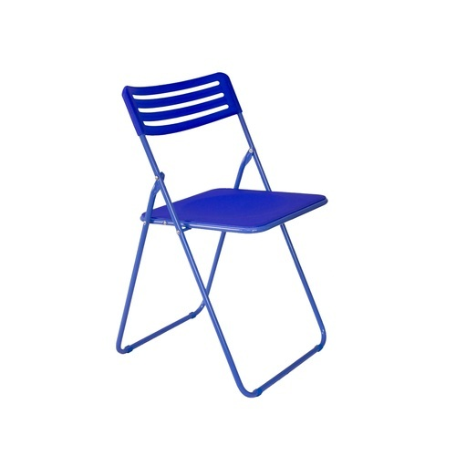 Spacex Blue folding chair