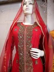 Red Gold Bridal Wear