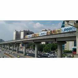 Metro Railway Train Advertising Service