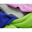 Colored Plain Knitted Fabric