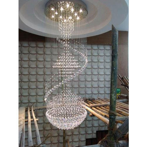 Decorative crystal chandeliers hanging jhumar pendant chandelier decorative crystal chandeliers mozeypictures Image collections