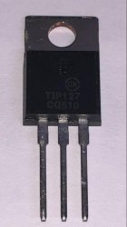 Darlington Transistors TIP127 ON SEMI
