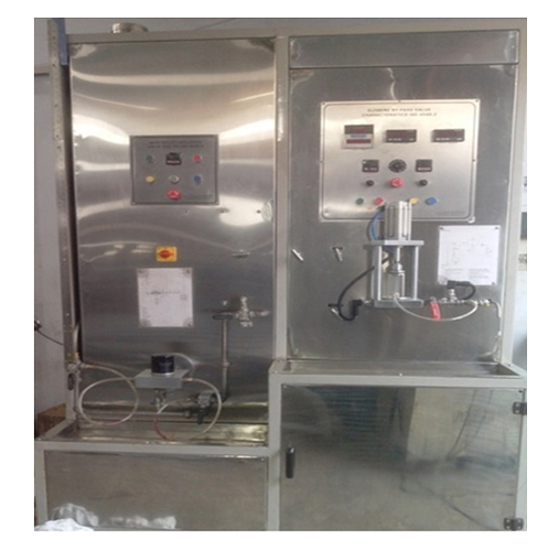 Filter Burst Testing Machine