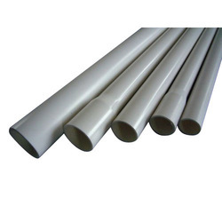 Electrical PVC Pipe With Low (LMS), Medium (MMS) And Heavy (HMS) Duty Type