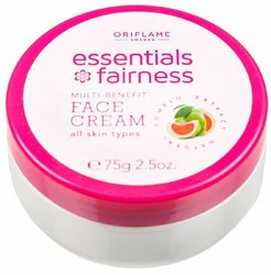 Fairness Creams for Personal