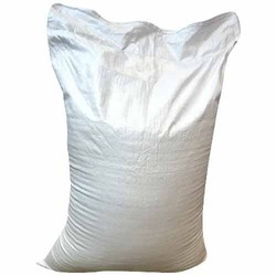 Branded Polyweave White HDPE And PP Woven Sacks