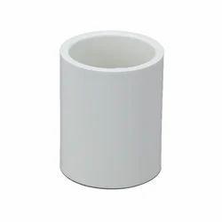 UPVC Coupler, Plumbing, Size: 2 Inch
