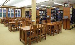 Used Library Furniture