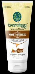 Honey Oatmeal Scrub