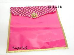 Tissue Bag With Gota Flap