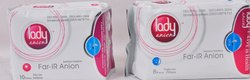 Anion Sanitary Napkin 240mm And 290mm