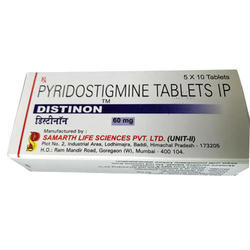 Pyridostigmine Tablets IP